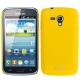 SGP Series Smooth Surface Ultra Thin Plastic Case for Samsung Galaxy Dous i8262D (Yellow)