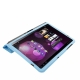 Leather Case with Ultra Thin Smart Cover for Samsung Galaxy Tab  10.1 / P7510 / P7500 (Baby Blue)