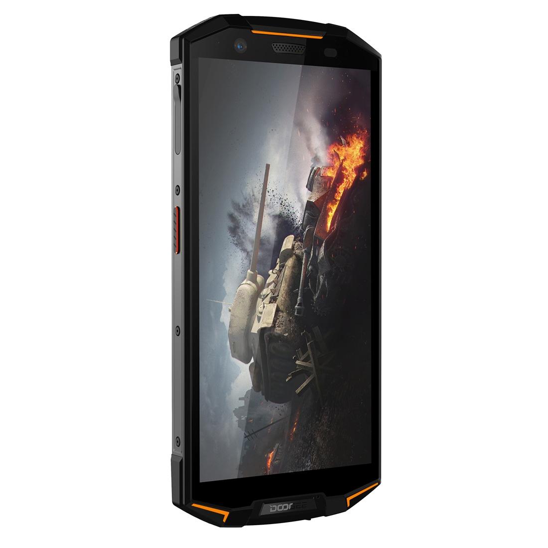 Смартфон DOOGEE S70 6GB+64GB Защита от влаги пыли ударов по стандарту IP68/IP69K MIL-STD-810G 5500мАч батарея Двойная камера