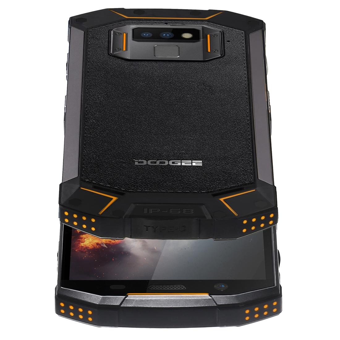 Проектор Смартфон DOOGEE S70 6GB+64GB Защита от влаги пыли ударов по стандарту IP68/IP69K MIL-STD-810G 5500мАч батарея Двойная камера (Фото 2)