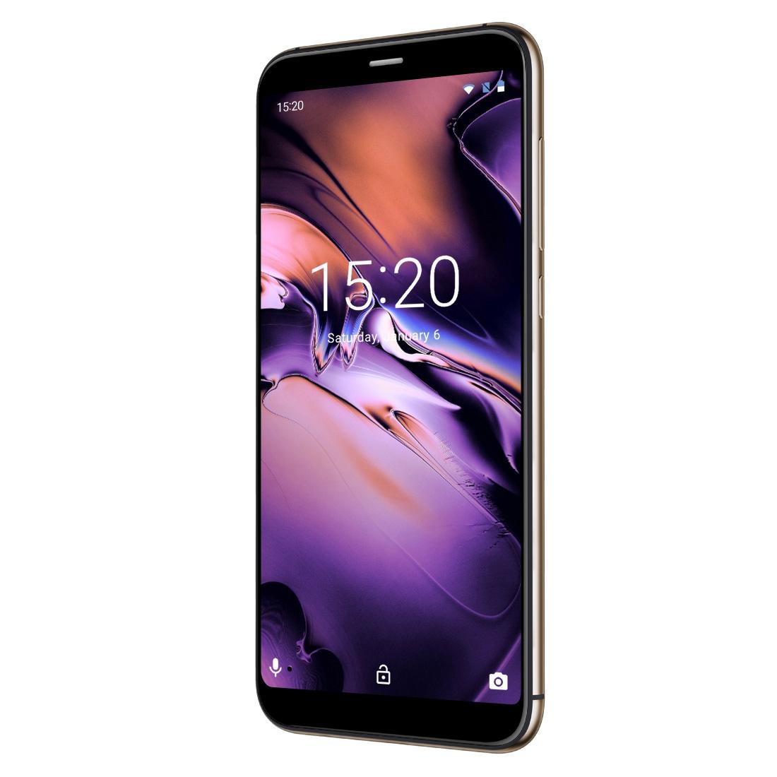 Смартфон UMIDIGI A3 Две СИМ в 4G 2GB+16GB Двойная задняя камера Идентификация по отпечатку пальца и лицу