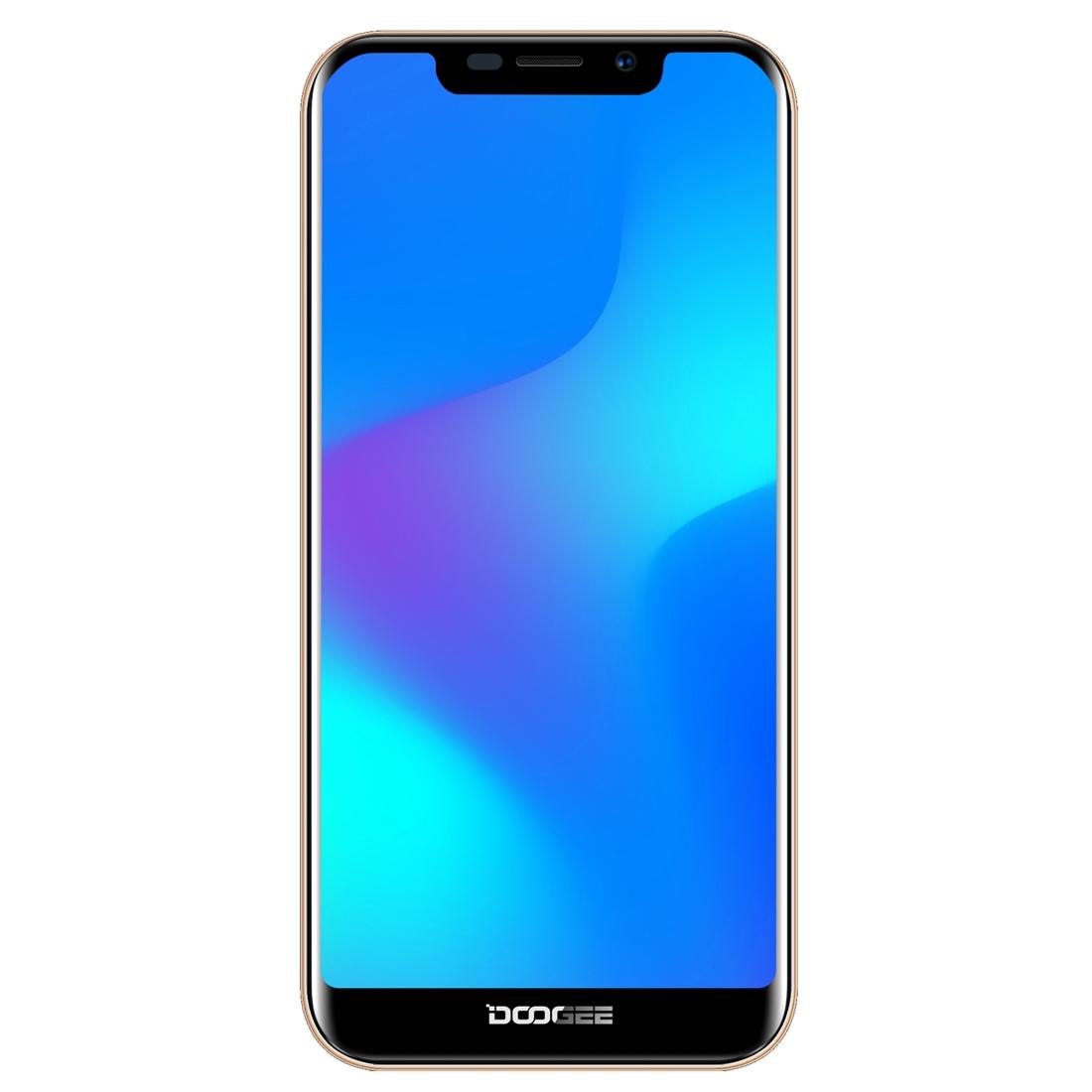 Смартфон DOOGEE X70 MTK6580 4 ядра 2GB RAM 16GB Двойная задняя камера 4000мАч