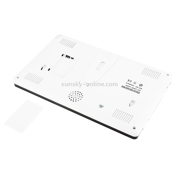 Sunsky Ts Wp908 9 0 Inch Tft 2 4ghz Digital Wireless