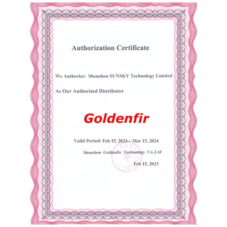 Goldenfir
