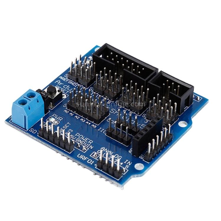 Sunsky 20 In 1 Ocday Smart Home Robot Electronic Starter