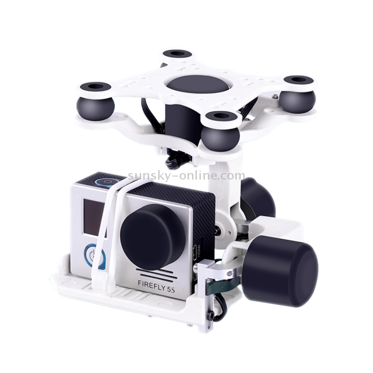 Sunsky Geocalla G4 3d 3 Axis Gimbal Stabilizer Support