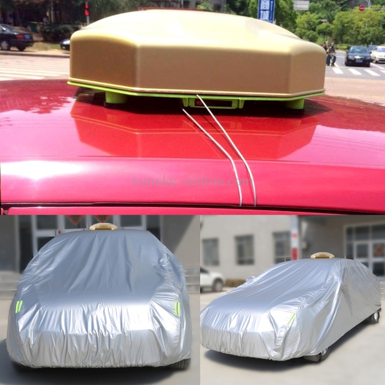 Retractable Car Shelter : Sunsky automatic universal car cover retractable auto