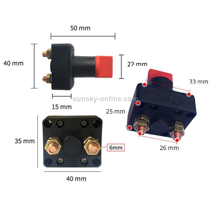 Batería de alta calidad de disparador//Aislador