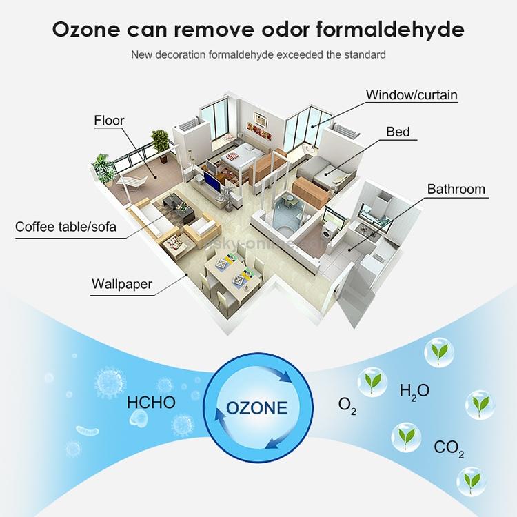 eliminar el mal olor granja desv/án casa de mascotas L/ámpara de desinfecci/ón UV sin ozono 220V 8W Luz UVC para armario matar bacterias ba/ño cocina