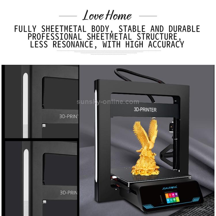 SUNSKY - JGAURORA A5 Desktop High Precision Metal Plate Frame Three ...