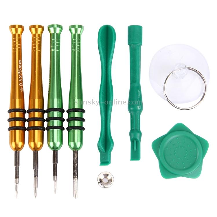 Repairs Kits JF-825 7 in 1 Torx Screwdriver Repair Tool Set Repairs Tools