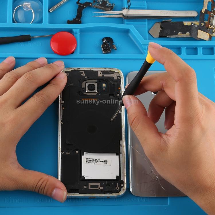 Repair-Kits JF-17010301 7 in 1 Repair Tool Set for iPhone Samsung