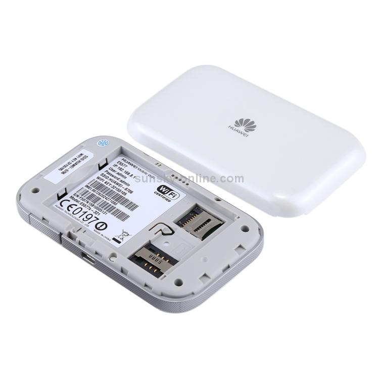 Huawei E5577 Battery Error