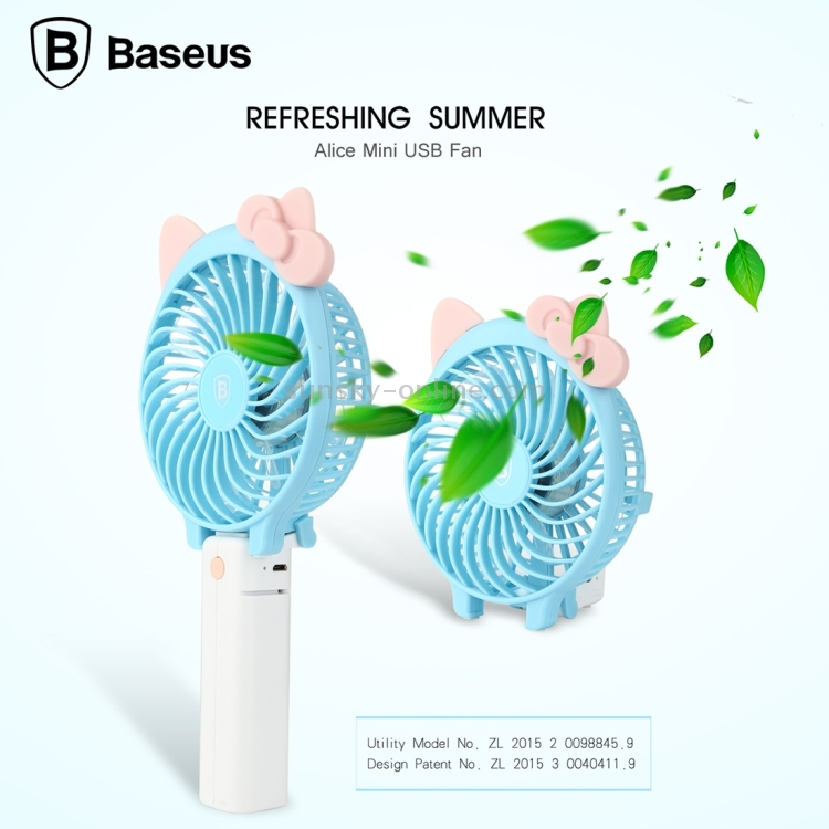 Sunsky Baseus Alice Mini Portable Mute Usb Cooling Fan