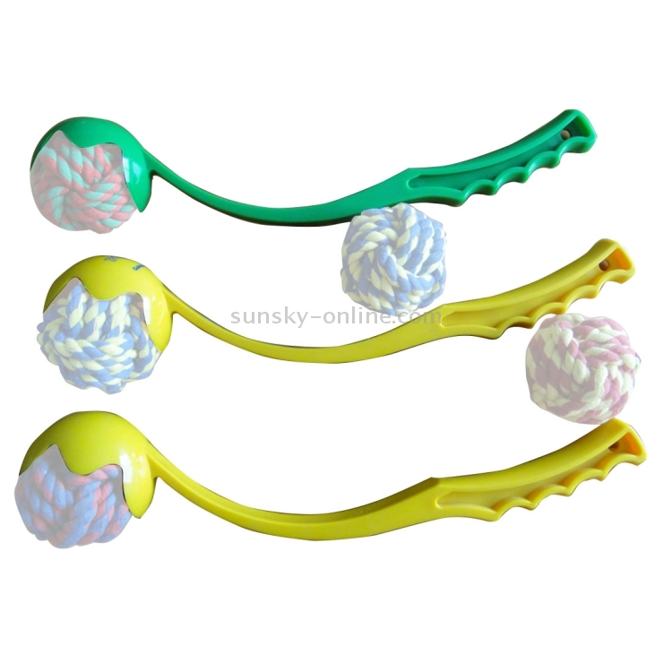 Electric Ball Throwing Toy For Dogs