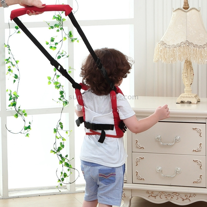 sunsky children basket type back pull pattern harnesses leashes toddler safety adjustable. Black Bedroom Furniture Sets. Home Design Ideas