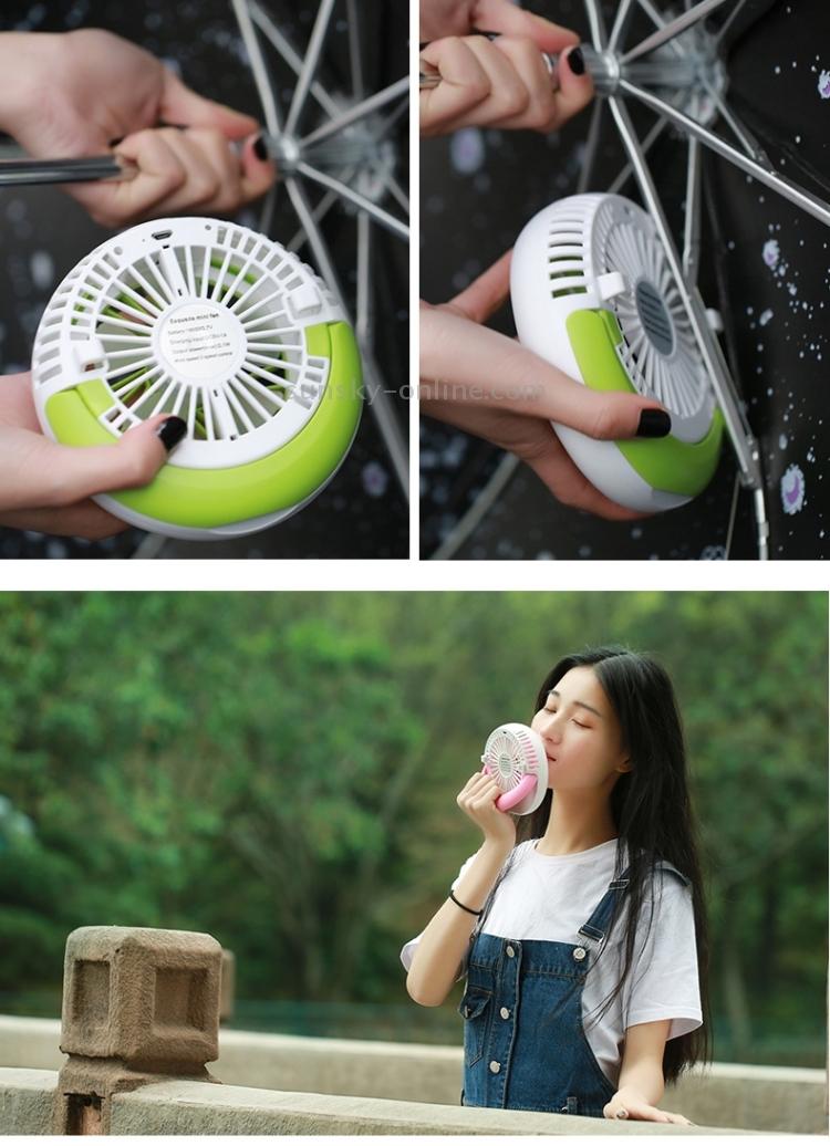 Sunsky Tian Yan Mini Usb Ultra Quiet Rechargeable Fans
