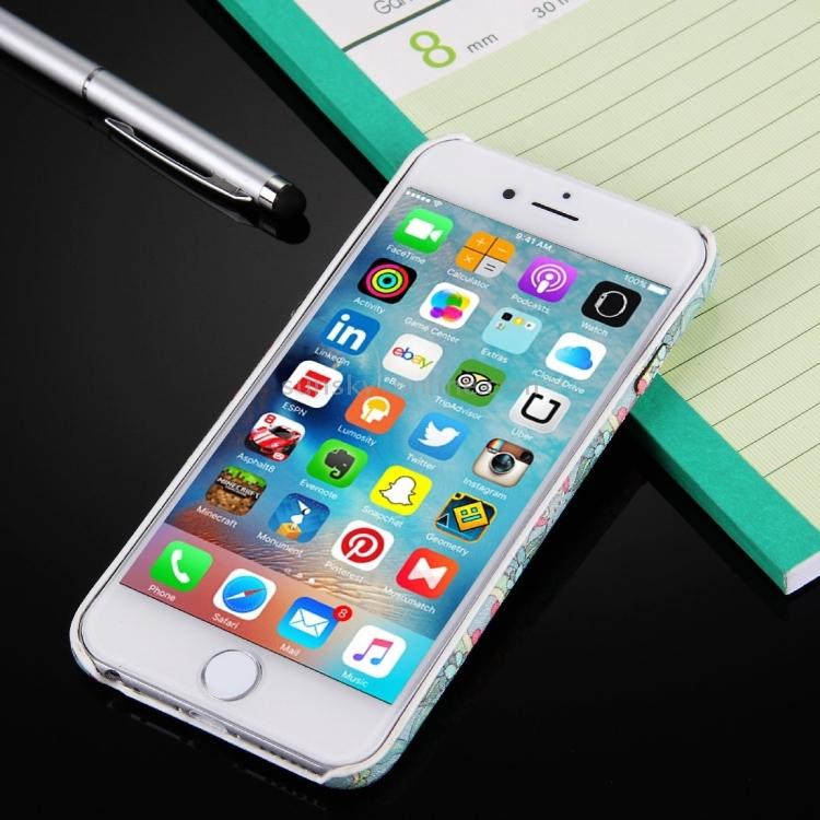 3f58f5af325 SUNSKY - Funda protector de piel para iPhone 6 Plus y 6s Plus IMD ...