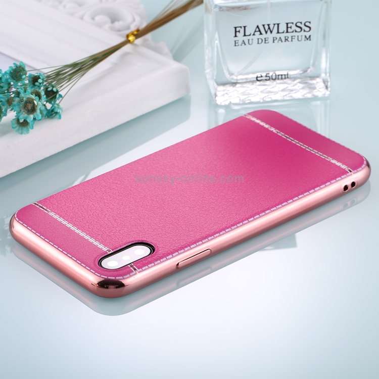 For Iphone 6 Plus And 6s Plus Mouse Ear Diamond Pattern Transparent Tpu Protective Case With