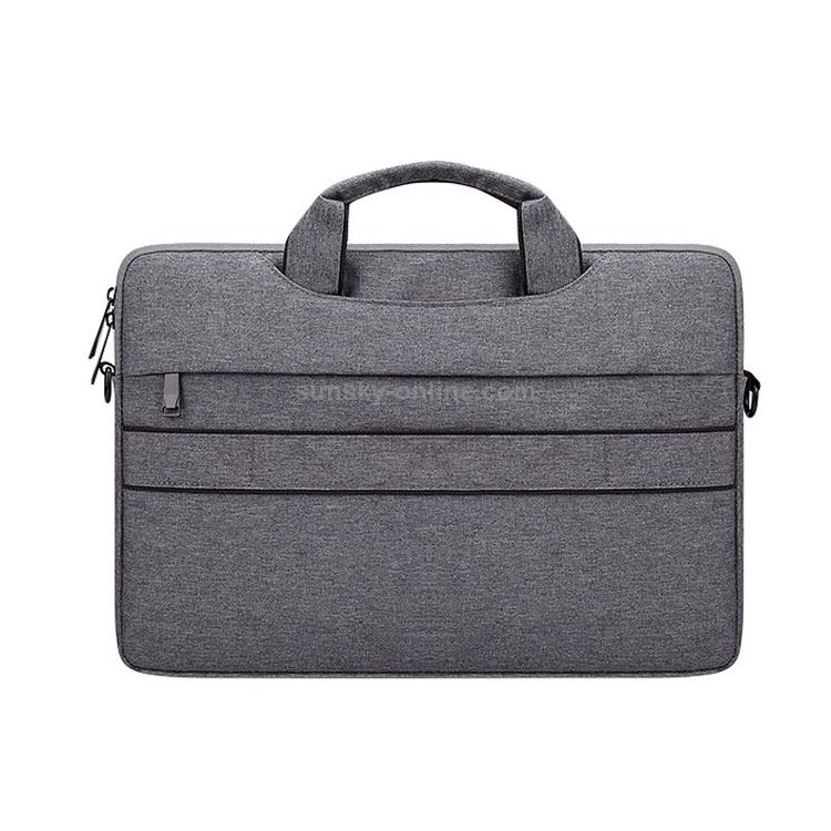 Waterproof Tear Resistance Hidden Portable Strap One-Shoulder Handbag for 13.3 inch Laptops Color : Navy Blue with Suitcase Belt Durable