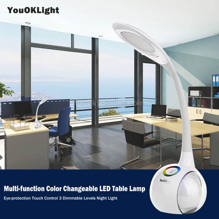 YouOKLight YK2234 5W 34 LEDs USB Charging Multi