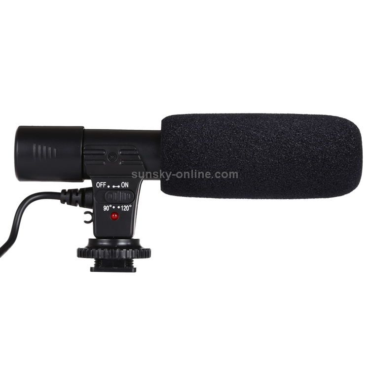 SUNSKY - MIC-02 30-18000Hz Rate Sound Clear Stereo Microphone for