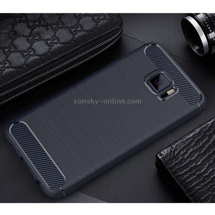 SUNSKY - For ASUS ZenFone V V520KL Brushed Texture Carbon Fiber