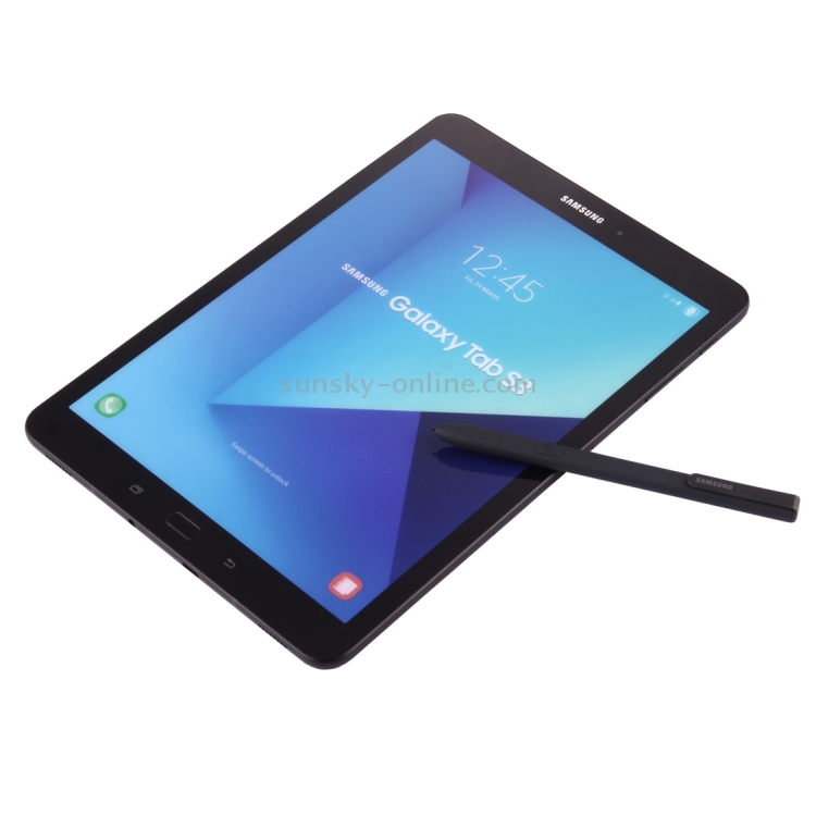 Фото For Samsung Galaxy Tab S3 Tablet PC Color Screen Non-Working Fake Dummy Display Model with Stylus Pen Model (Black). Купить в РФ
