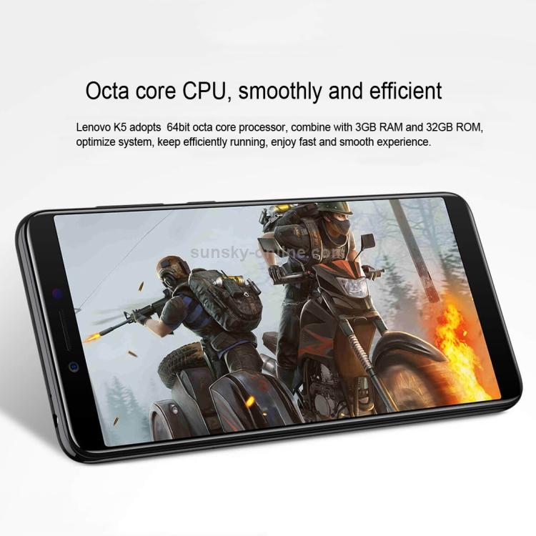 SUNSKY - Lenovo K5 K350t, 3GB+32GB