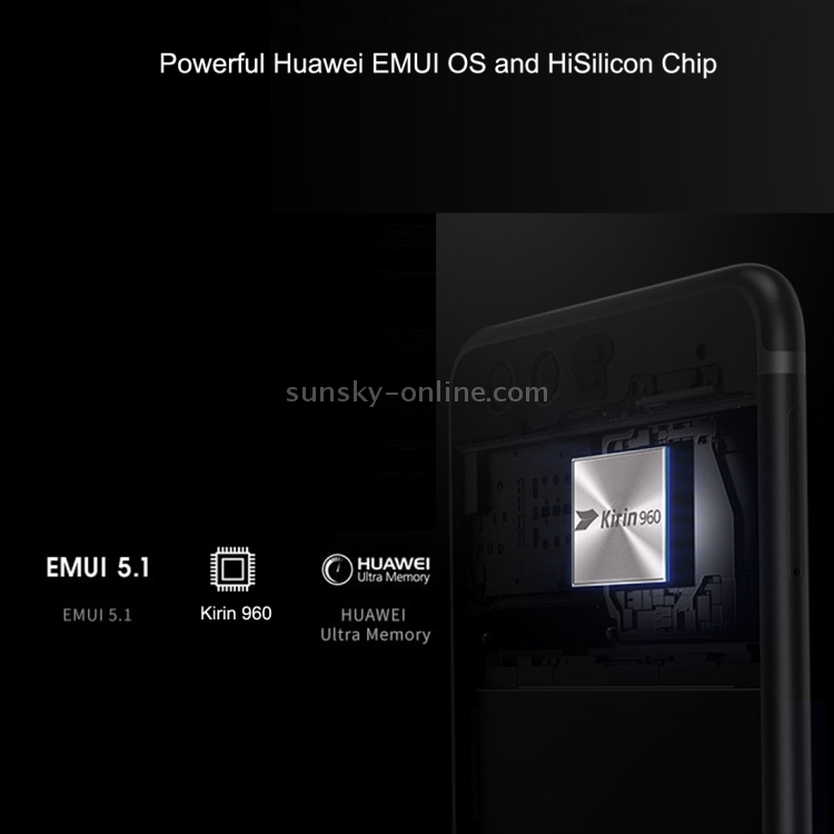 sunsky   huawei p10 plus vky al00 6gb 256gb official