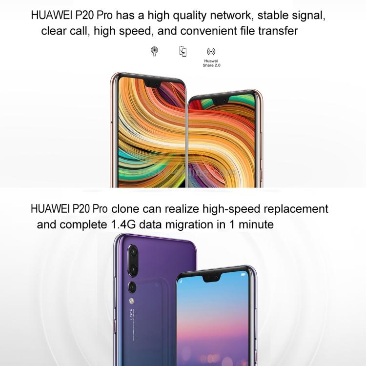 SUNSKY - Huawei P20 Pro CLT-AL01, 6GB+64GB, China Version