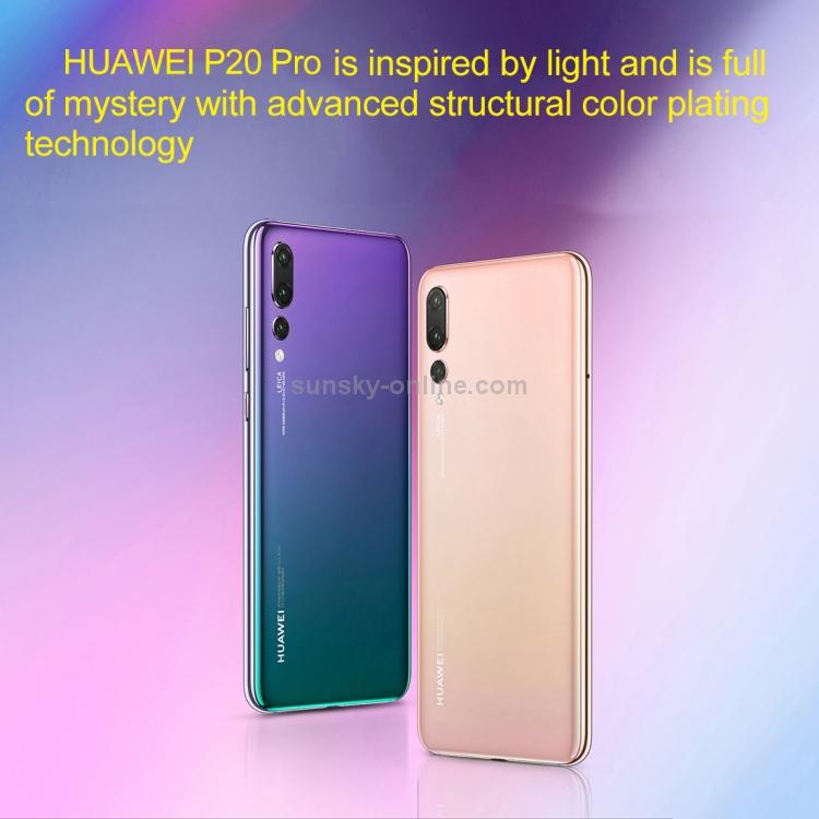 SUNSKY - Huawei P20 Pro CLT-AL01, 6GB+64GB,China Version