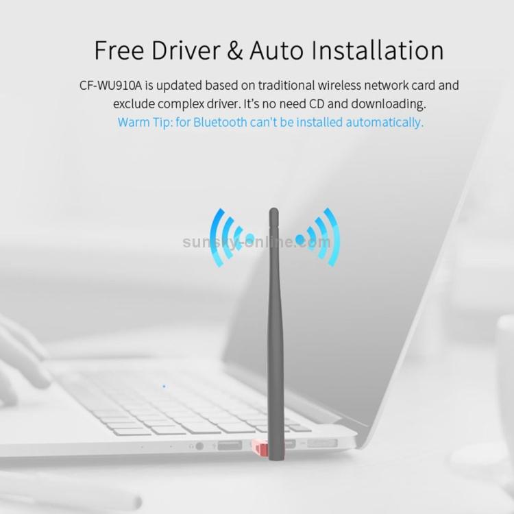 Download driver comfast cf-wu720n