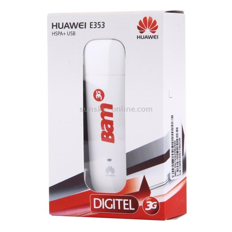 SUNSKY - Huawei E353 High Speed HSPA + USB Stick 3G USB Modem