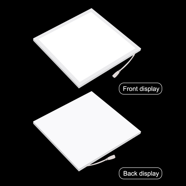 Acrylic Material Studio Shooting Tent Box 20Cm X 20Cm Effective Area Mini LED Photography Shadowless Light Lamp Panel Pad