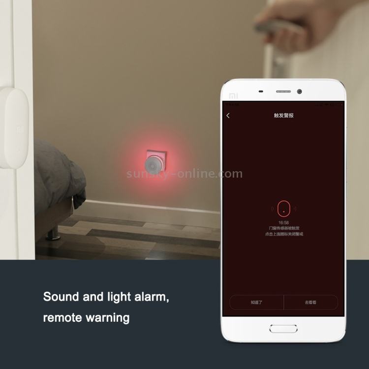 Sunsky Original Xiaomi Smart Home Kit Intelligent Mini
