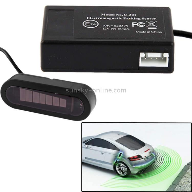 Sunsky Led Electromagnetic Back Up Parking Sensor