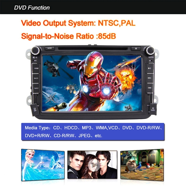 SUNSKY - Rungrace 8.0 inch Android 4.2 Multi-Touch ...