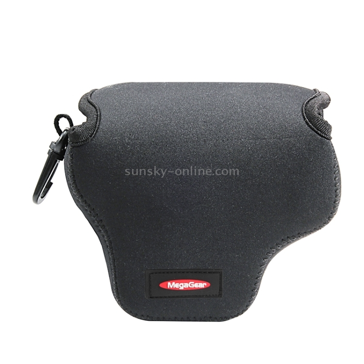 Size: 101013cm Black Color : Green YANTAIANJANE Camera Accessories Mini Portable Neoprene Camera Bag /& Case for Canon SX520 HS