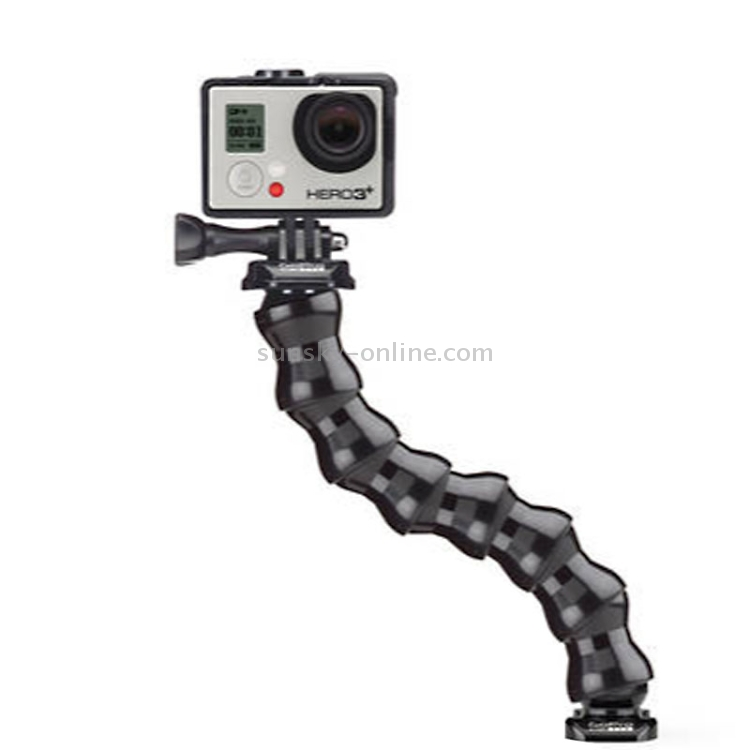 CAOMING Portable Folding Metal Tripod for GoPro New Hero //HERO6 //5//5 Session //4 Session //4//3 Xiaoyi and Other Action Cameras Durable //3//2 //1