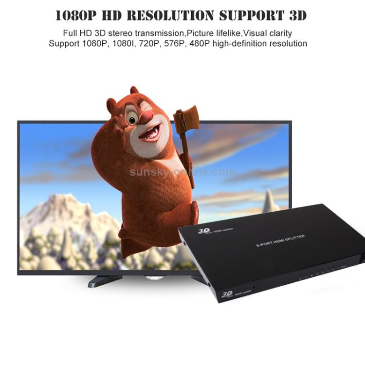 S-HDMI-1008