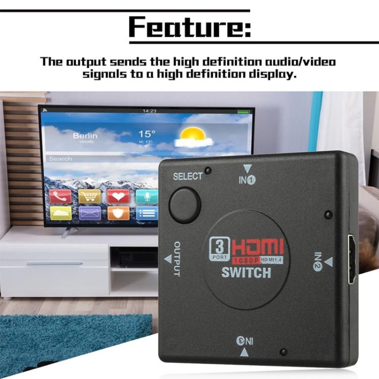 S-HDMI-3012
