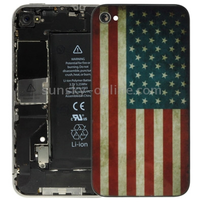 how to send pictures from iphone to android sunsky retro american flag pattern replacement glass 4702