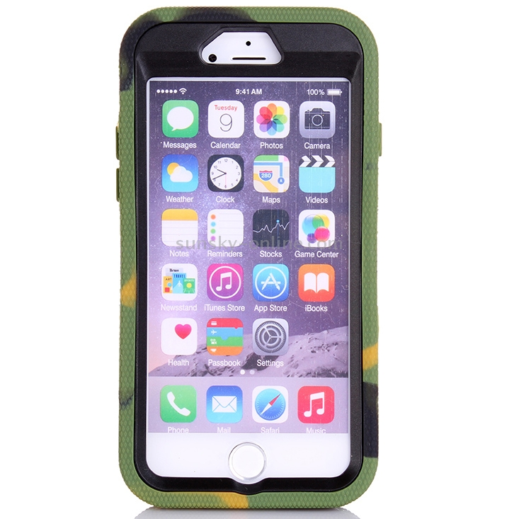 iphone gets hot sunsky shockproof touch screen silicone plastic 2597