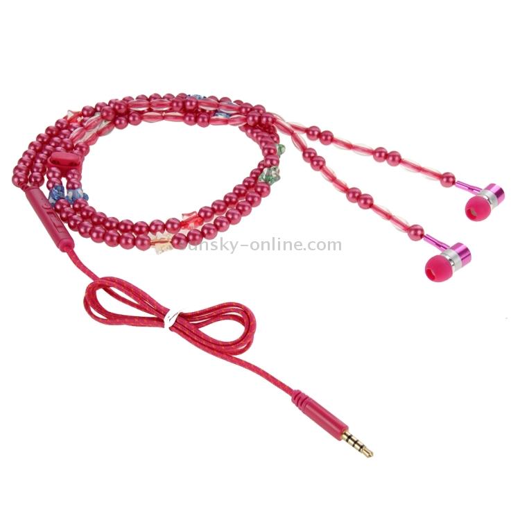 Sunsky Multicolour Stars Beads Style In Ear Stereo