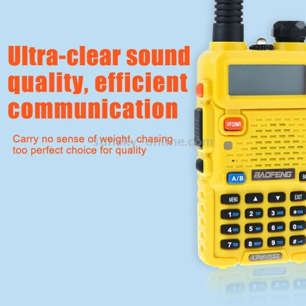 baofeng dual band fm transceiver manual