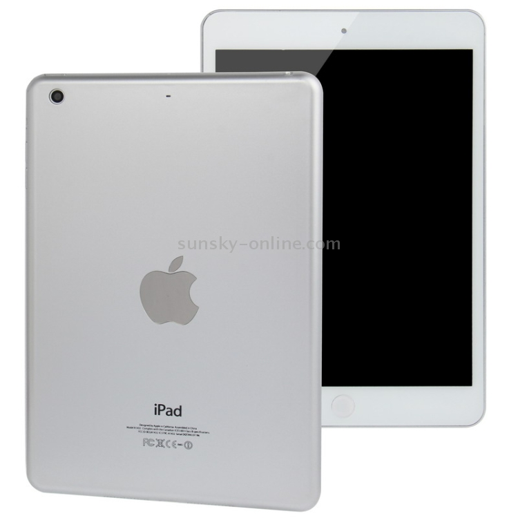 Фото Dark Screen Display Non-Working Fake Dummy, Display Model for iPad mini with Retina display(Silver). Купить в РФ