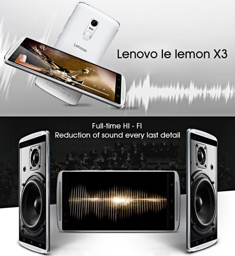 SUNSKY - Lenovo Lemon X3 C50, 3GB+32GB