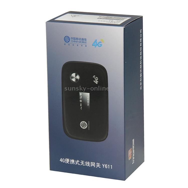 SUNSKY - Huawei E5776-Y611 innofidei Pocket Wifi 4G Mobile