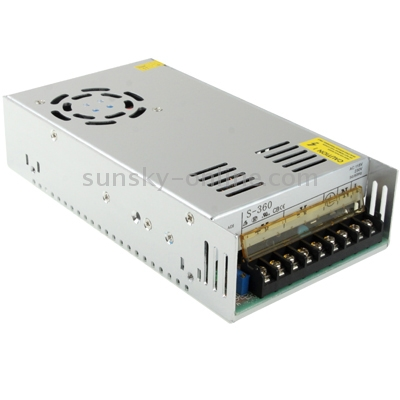 S RSP 0111B_1 sunsky s 360 12 dc 0 12v 30a regulated switching power supply s-360-12 power supply wiring diagram at bayanpartner.co